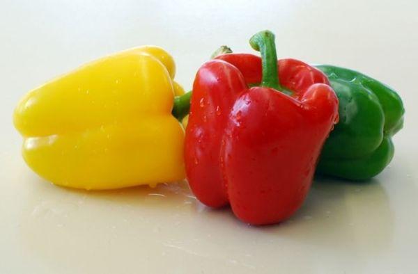 Pimientos-fuente-de-vitamina-C